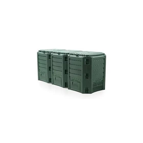 Компостер садовый 1200л Module IKSM1200Z-G851 зеленый