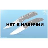 Нож складной Ирбис (эластрон) (Кизляр)