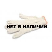 Перчатки х/б без напыления белые (2шт) 27 гр