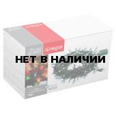 Светодиодная гирлянда для дома (холодный свет) Vegas Нить 200 LED, 20 м, 220V 55069