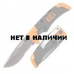 Нож Gerber Bear Grylls Scout, серрейторное, блистер 31-000754