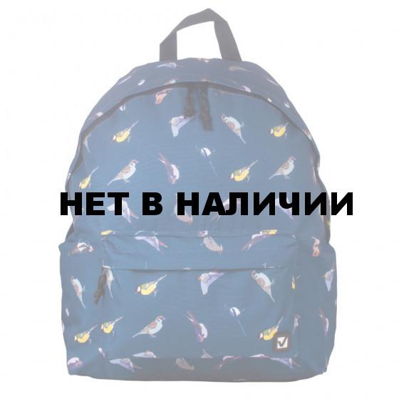 Рюкзак городской Brauberg Птицы 23 л 226401