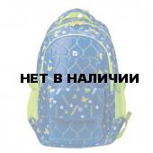 Рюкзак городской Brauberg Сердечки 26 л 227073