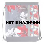 Сумка для обуви Brauberg Цветы 228124