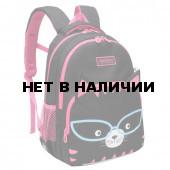 Рюкзак школьный ортопедический Grizly Котик 13,5 л RG-966-2/2 (228303)