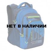 Рюкзак школьный ортопедический Grizly Strong 17 л RB-050-3/4 (229503)