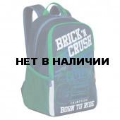 Рюкзак школьный ортопедический Grizly Вездеход 13,5 л RB-051-1/2 (229504)