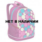 Рюкзак школьный ортопедический Grizly Конфети 14 л RG-063-5/2 (229517)