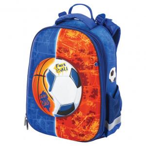 Ранец для мальчиков Юнландия Extra Sports ball 19 л 228802