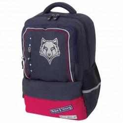 Рюкзак для мальчиков Brauberg Star Wolf 17 л 228832