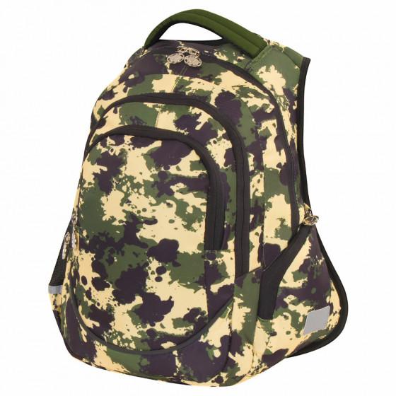 Рюкзак для мальчиков Brauberg Special Military 20 л 228833