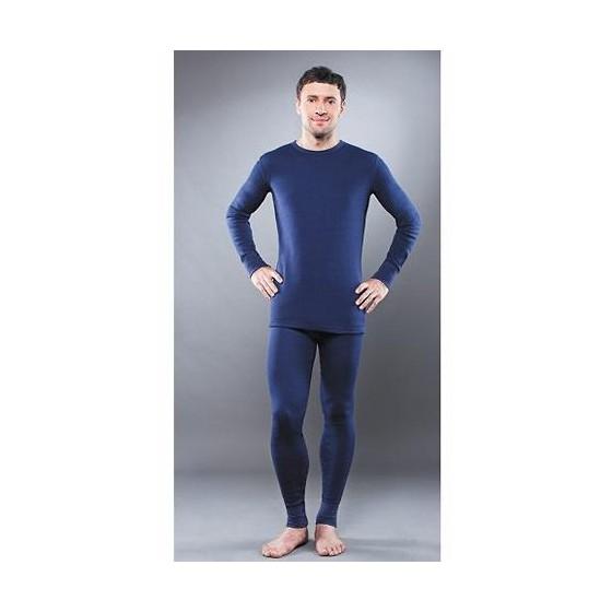 Комплект мужского термобелья Guahoo: рубашка + кальсоны (330-S/NV / 330-P/NV)