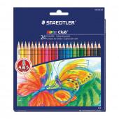 Карандаши цветные Staedtler Noris club 24 цвета 144 NC24
