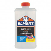 Клей для слаймов канцелярский Elmers Clear Glue 946 мл 2077257