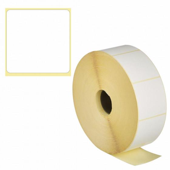 Этикетка самоклеящаяся в рулоне ТермоЭко 58х60 мм 3000 шт белая 129998