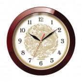 Часы настенные Troyka 11131190 круг D29 см