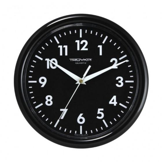 Часы настенные Troyka 21200204 круг D24,5 см