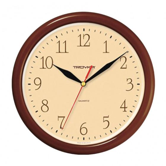 Часы настенные Troyka 21234287 круг D24,5 см