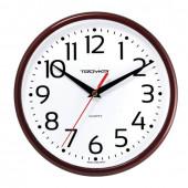 Часы настенные Troyka 91931912 круг D23 см