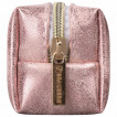 Пенал косметичка на молнии Brauberg Luxury Розовый (228997)