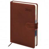 Ежедневник датированный 2021 А5 Galant Ritter 168 листов 111518