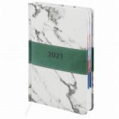 Ежедневник датированный 2021 А5 Galant Athens 168 листов 111524
