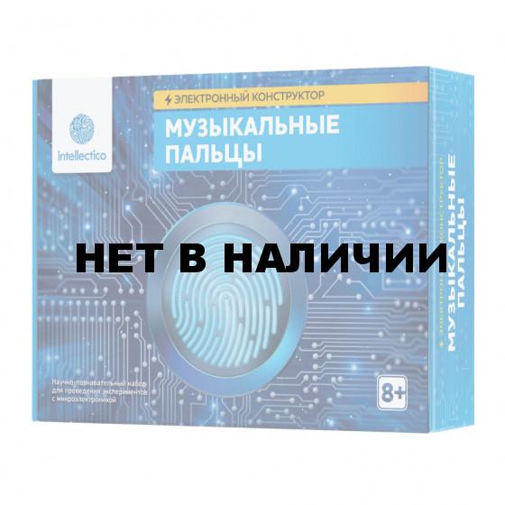 Электронный конструктор Intellectico Музыкальные пальцы 1007