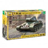 Сборная модель Звезда Танк средний советский Т-34/85 образца 1944 (1:35) 3687