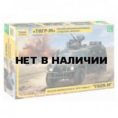Сборная модель Звезда Бронеавтомобиль российский ГАЗ Тигр-М (1:35) 3683