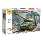 Сборная модель Звезда Танк тяжелый советский ИС-2 (1:72) 5011
