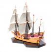 Сборная модель Звезда Парусный корабль галеон Френсиса Дрейка Ревендж (1:350) 6500