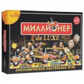 Игра настольная Origami Миллионер De Luxe 01828
