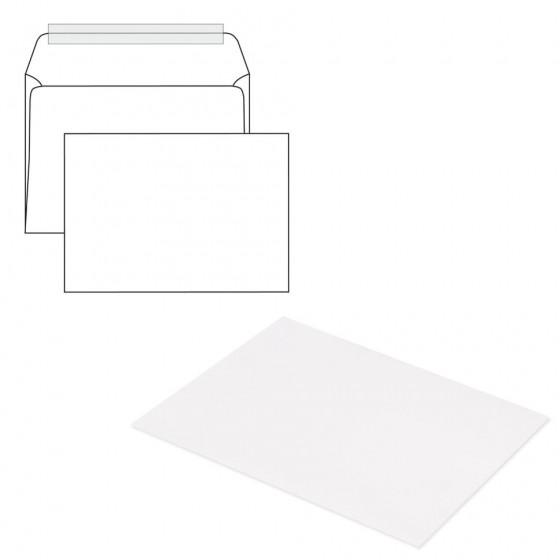 Конверты почтовые С4 отрывная полоса, 500 шт
