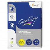 Бумага для цветной лазерной печати Color Copy Glossy А3, 250 г/м2, 125 листов, глянцевая