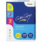 Бумага для цветной лазерной печати Color Copy А4, 220 г/м2, 250 листов