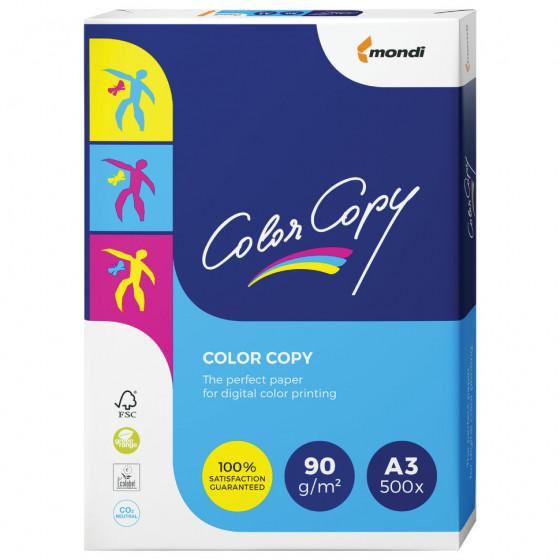 Бумага для цветной лазерной печати Color Copy А3, 90 г/м2, 500 листов