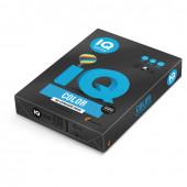 Бумага цветная для принтера IQ Color А4, 80 г/м2, 500 листов, черная, В100