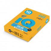 Бумага цветная для принтера IQ Color А4, 80 г/м2, 500 листов, старое золото, AG10