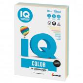 Бумага цветная для принтера IQ Color А4, 80 г/м2, 250 листов, 5 цветов, RB01