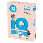 Бумага цветная для принтера IQ Color А4, 80 г/м2, 500 листов, темно-кремовая, SA24