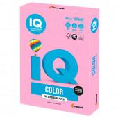 Бумага цветная для принтера IQ Color А3, 80 г/м, 500 листов, розовая, NEOPI