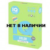 Бумага цветная для принтера IQ Color А3, 80 г/м, 500 листов, ярко-зеленая, MA42