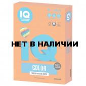 Бумага цветная для принтера IQ Color А3, 80 г/м2, 500 листов, оранжевая, OR43