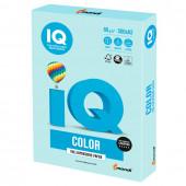 Бумага цветная для принтера IQ Color А3, 80 г/м2, 500 листов, светло-голубая, BL29