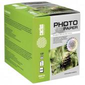 Фотобумага для струйной печати Cactus 10x15см, 230 г/м2, 500 листов, односторонняя матовая