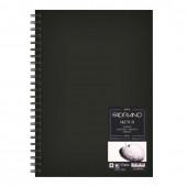 Скетчбук А4 Fabriano Sketchbook 80 листов, 110 г/м2, мелкое зерно 28021550