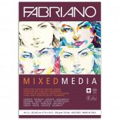 Альбом для рисования А3 Fabriano Mixed Media 40 листов, 250 г/м2, мелкое зерно 19100382