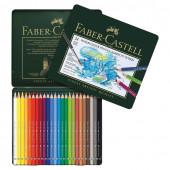 Карандаши акварельные художественные Faber Castell Albrecht Durer 24 цвета в коробке 117524