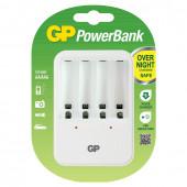 Зарядное устройство GP РВ420 для 4-х аккумуляторов AA/AAA (450618)