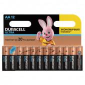 Батарейки алкалиновые Duracell Ultra Power LR06 (AA) 12 шт (454229)